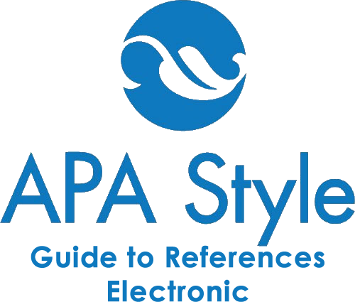 APA Style Guide to Reference Electronic