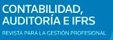 Revista Contabilidad, Auditoría e IFRS